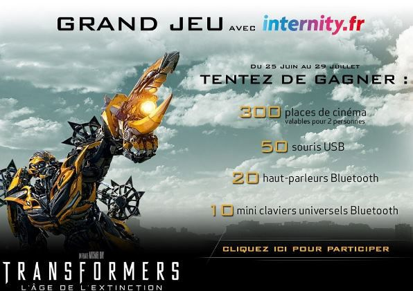jeu internity transformers 4