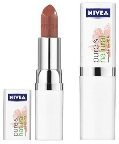 rouge à lèvres pure natural de nivea