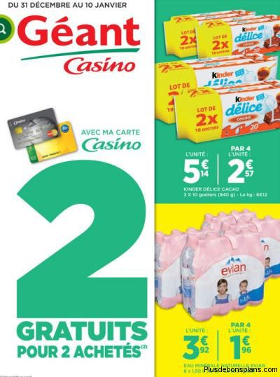 Catalogue promo geant casino bookmaker poker rigged