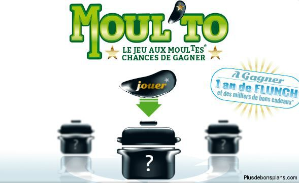 jeu moulto flunch