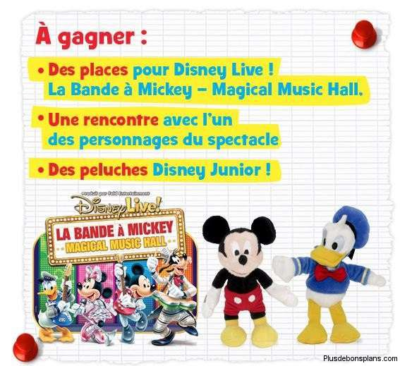 jeu disney junior