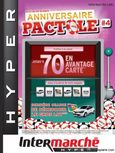 catalogue intermarché pactole 4