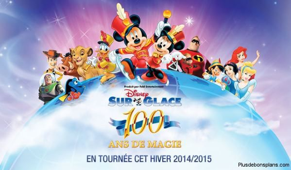 spectacle disney sur glace 2014 2015 billet moins cher 22. Black Bedroom Furniture Sets. Home Design Ideas