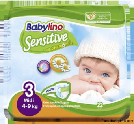 couche babylino sensitive