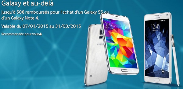 galaxy note 4 remboursement