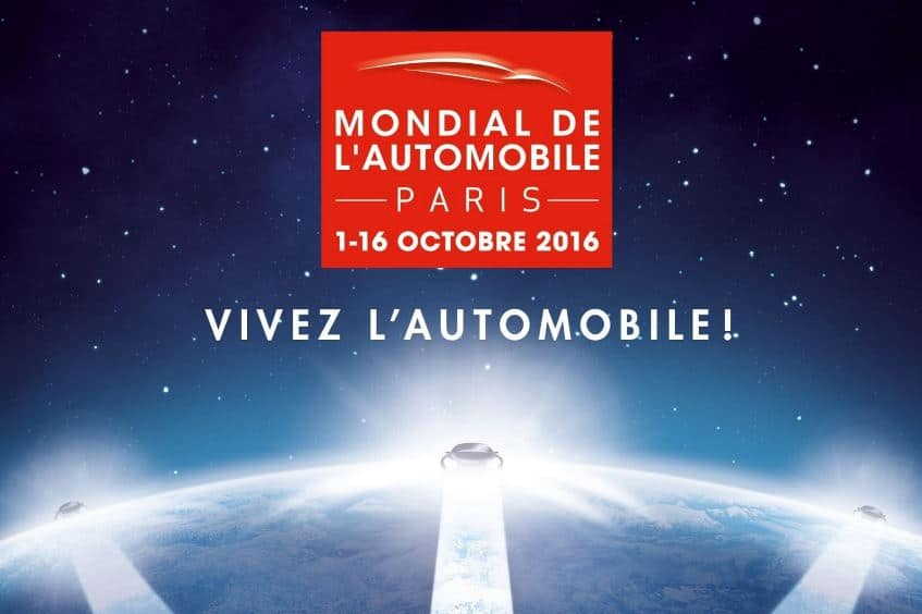 invitation gratuite mondial de l 39 automobile 2016 paris 1 au 16 octobre. Black Bedroom Furniture Sets. Home Design Ideas