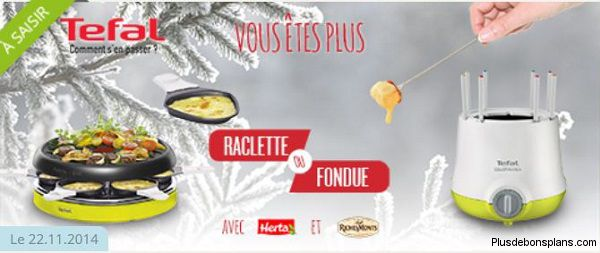 very good moment raclette party
