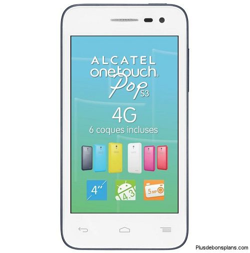 alcatelo one touch pop s3