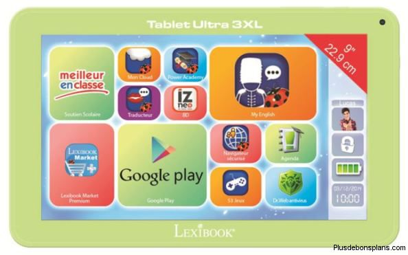 tablet ultra 3xl