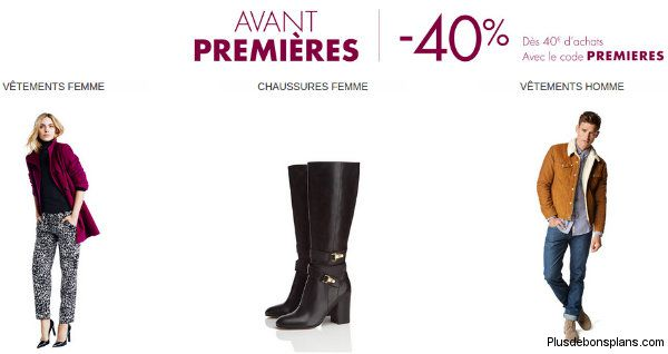 Reduction pret-a-porter chez Amazon
