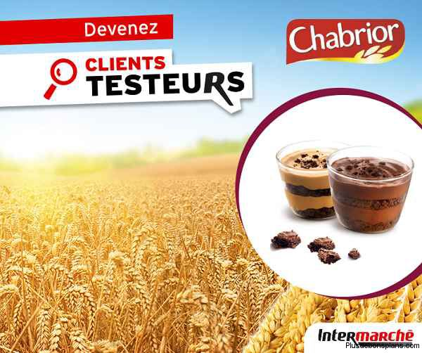 intermarché test chabrior