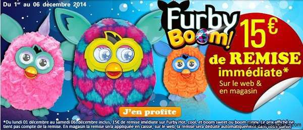 remise furby king jouet