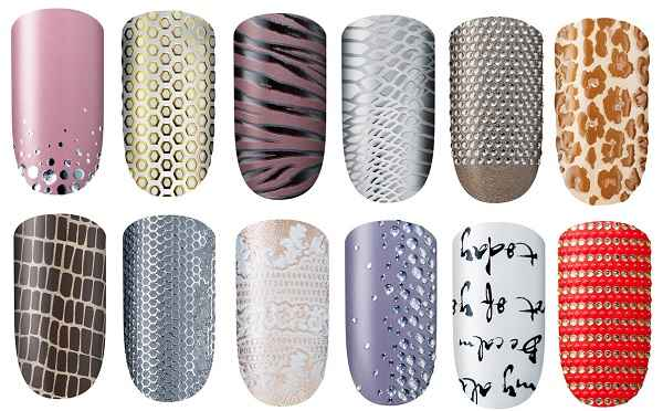 stickers essie pour ongles