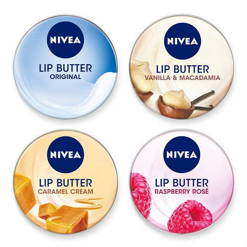 test du nouveau nivea lip butter