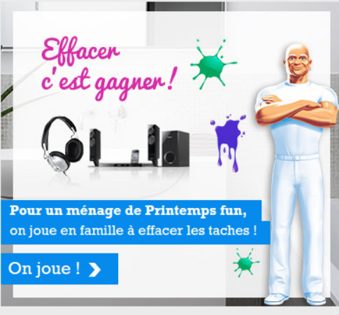 jeu mr propre et envie de plus