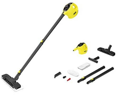 karcher nettoyeur vapeur avec kit de sol pour. Black Bedroom Furniture Sets. Home Design Ideas