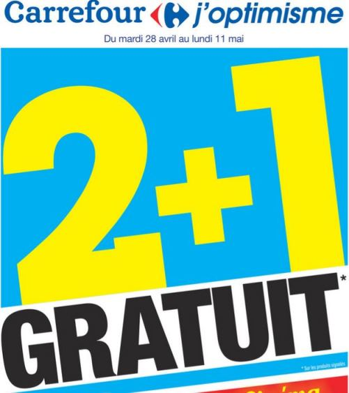catalogue carrefour avril mai 2015