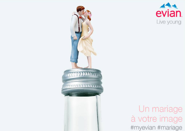 concours evian myevianmariage