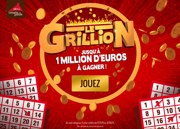 jeu courtepaille le grillion