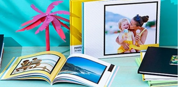 livre photo de photobox