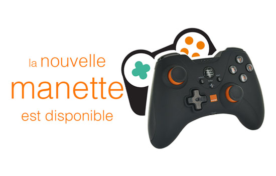 5000 manettes de jeu TV Orange à remporter
