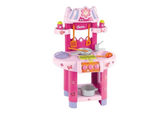 kitchenette Barbie