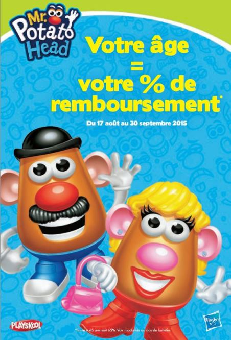 odr monsieur patate hasbro 2015