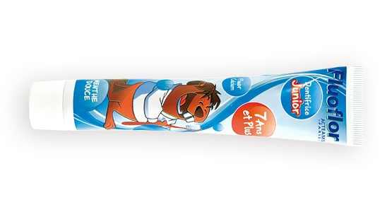 dentifrice Fluoflor