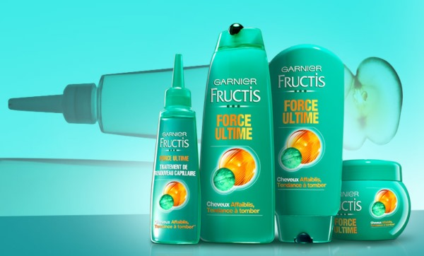 Fructis Force Ultime de Garnier