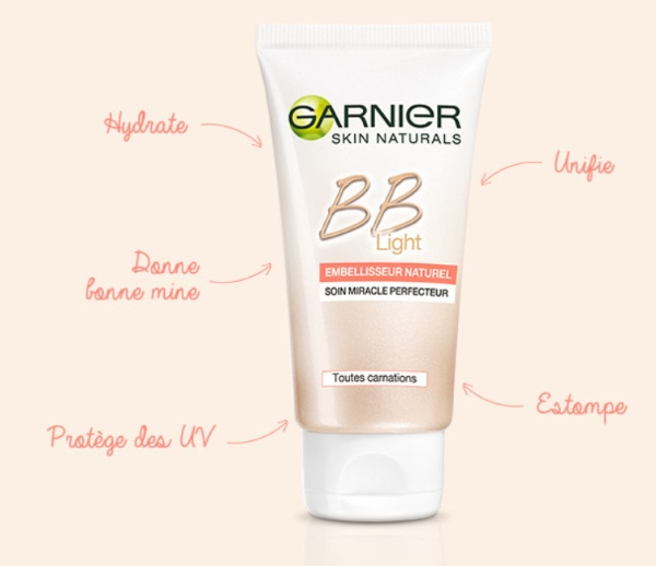 BB Light de Garnier
