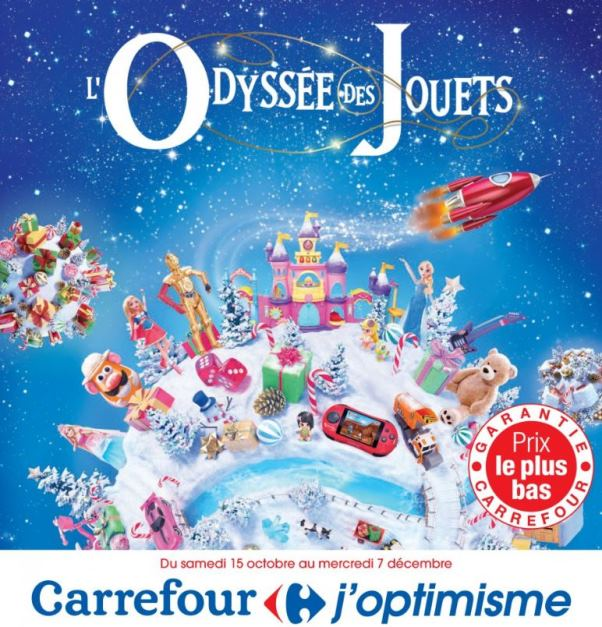 catalogue carrefour no l 2016 jouets et jeux en promo. Black Bedroom Furniture Sets. Home Design Ideas