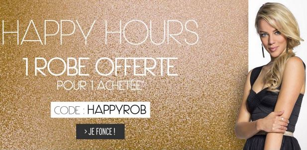 happy hours robe cache cache