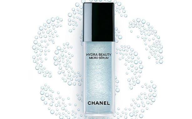 serum chanel hydra beauty