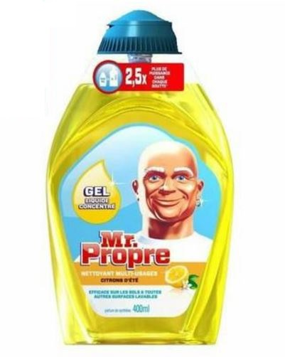 mr propre citron