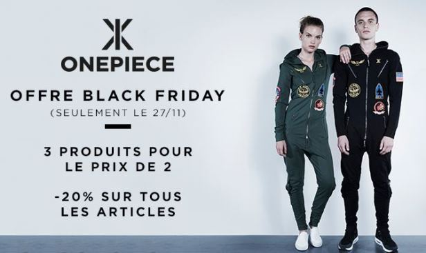 One Piece met le paquet pour le Black Friday du 21 novembre