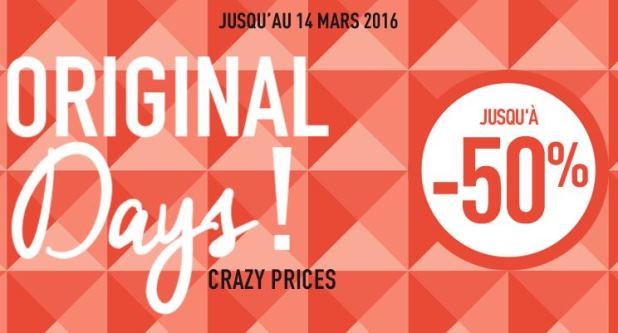original days tape à l'oeil mars 2016