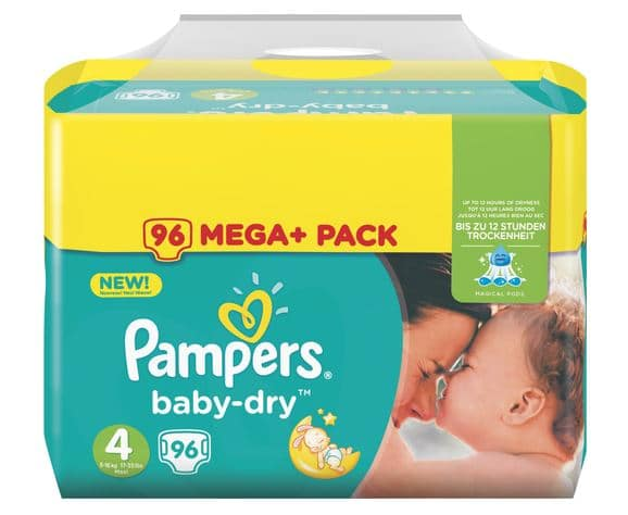 promo pampers super u