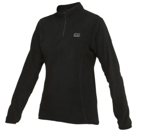 code outdoor micropolaire mila femme