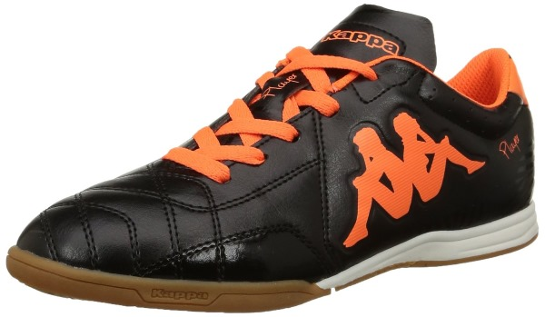 paire de baskets kappa 4soccer orange