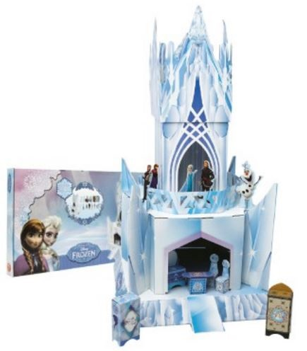 11,70€ pour cette maison La Reine des Neiges
