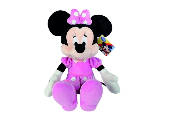 peluche Mickey Mouse de 80 cm à 29,54 € sur Amazon