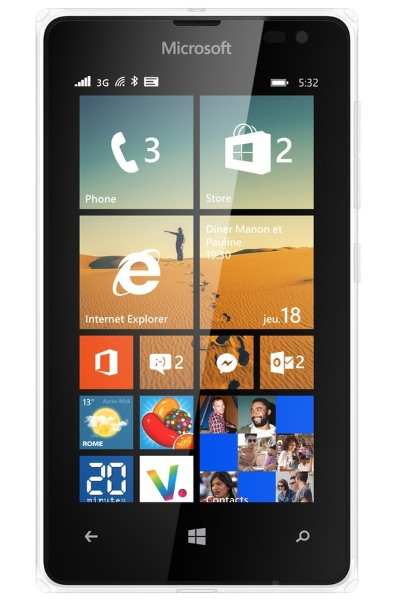 Nokia Lumia 532 à 39,90 € chez Darty