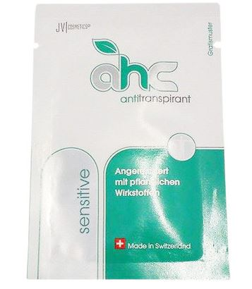 anti transpirant ahc sensitive