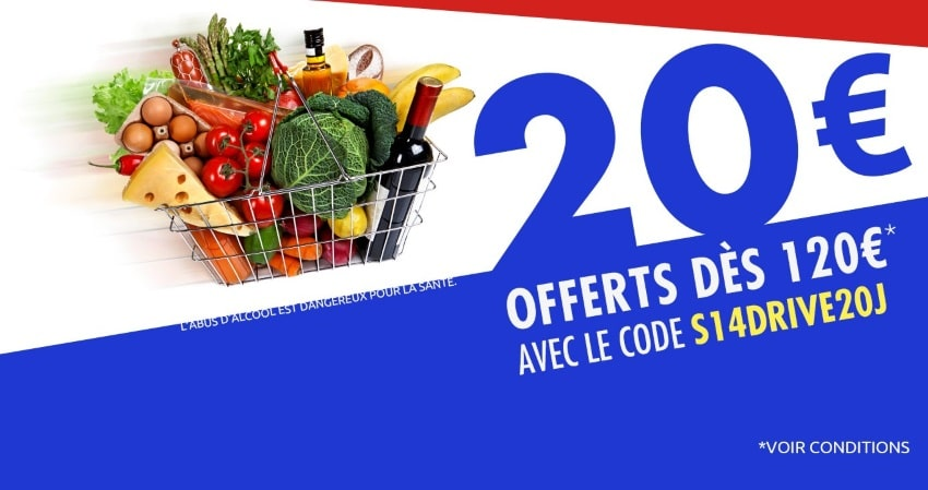 Httpcalendrier Carrefourdrivecom.Carrefour Drive 20 De Reduction Des 120 D Achats