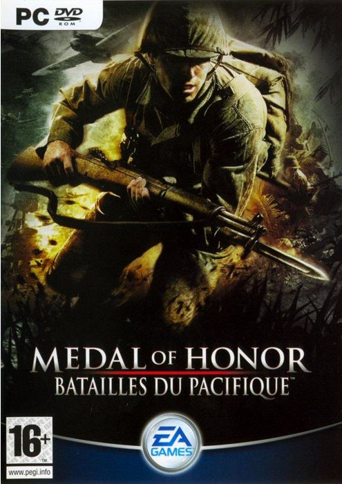 medal of honor bataille du pacifique
