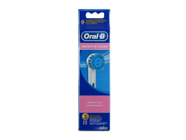 3 brossettes à 10,84 € Oral-B sur Amazon