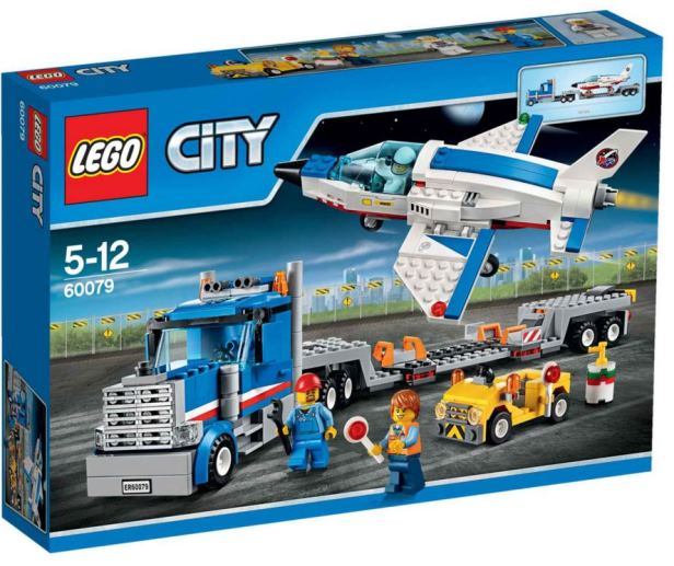 transporteur d'avion lego city