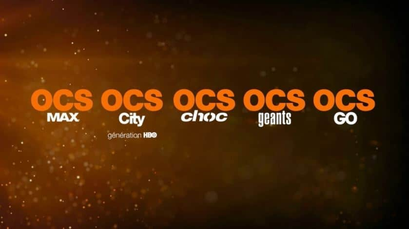 chaines ocs sur orange