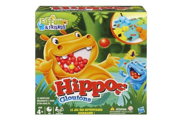 hippos gloutons réduction