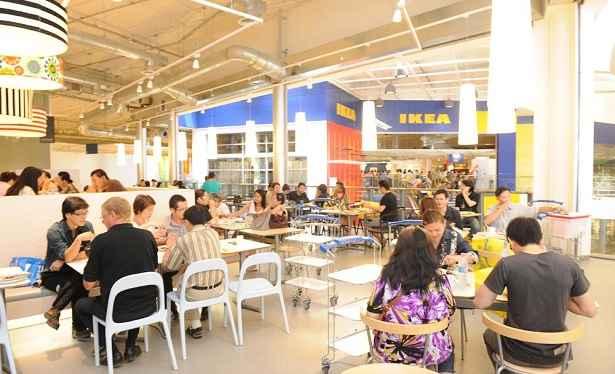 Restaurant ikea menu su dois 100 rembours for Ikea livraison le dimanche